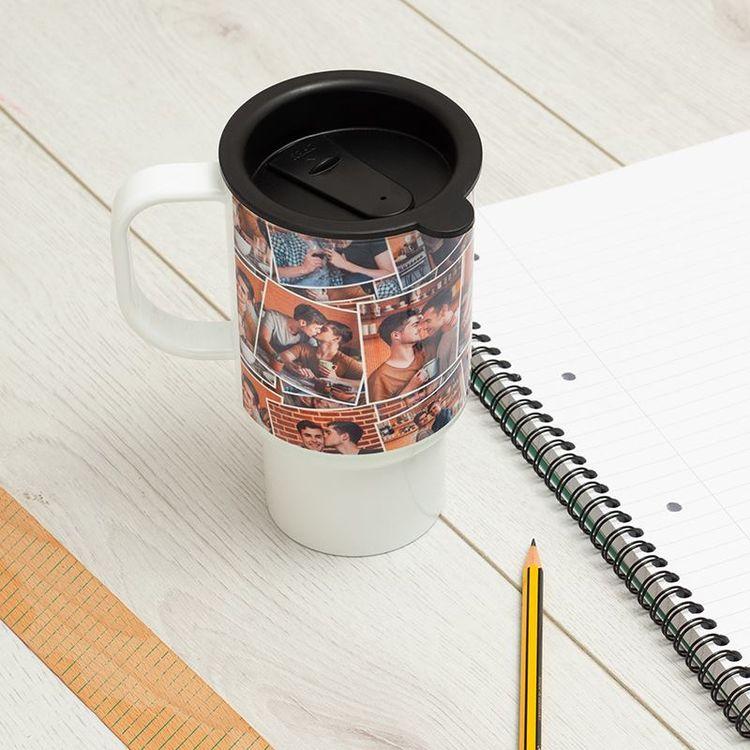 Personalised Travel Mug