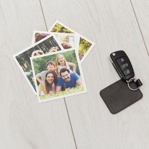 fotos cuadradas con formato polaroid