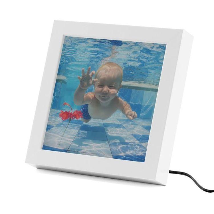 custom LED photo frame