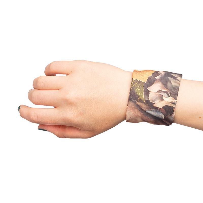 Personlig bandana  runt handleden