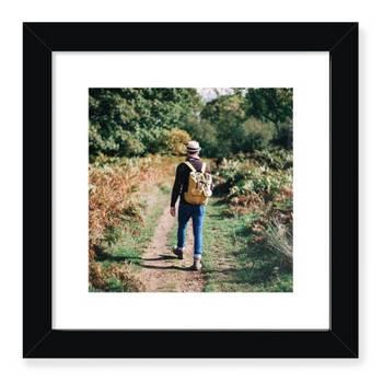 Frame photo print