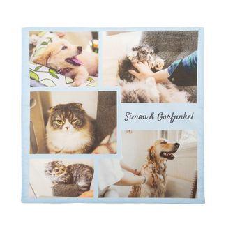 custom printed bandana for dogs