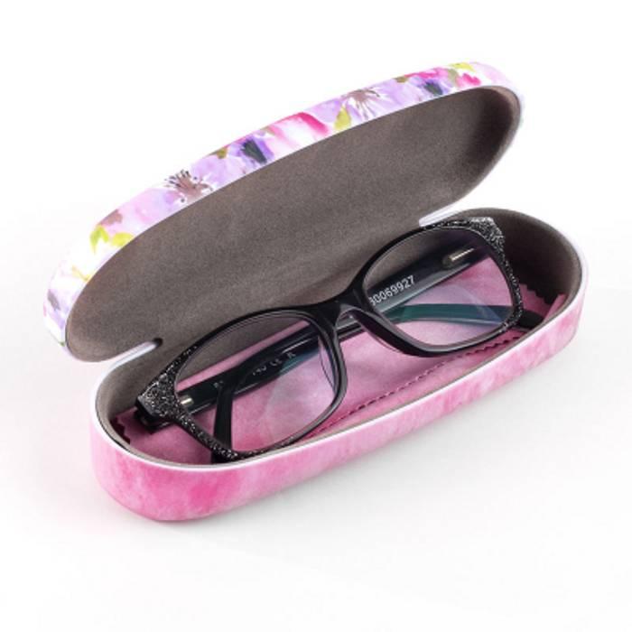 étui à lunettes rigide personnalisé