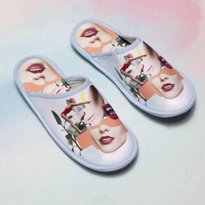 pantuflas personalizadas mujer