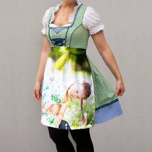 personalised dirndl apron