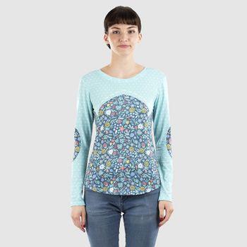 personlig långärmad t-shirt
