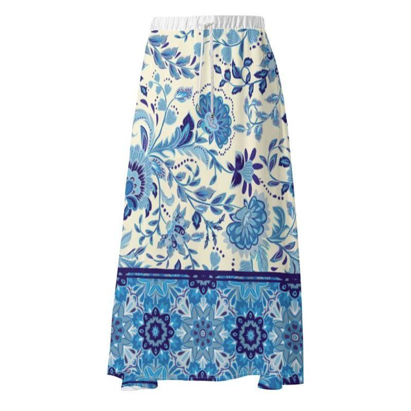 オリジナル デザインを スカートに印刷