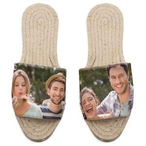 sandalias de esparto personalizadas