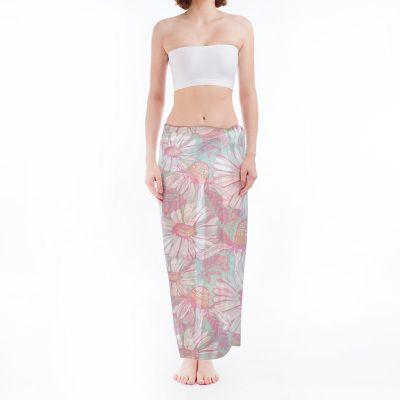 custom beach sarong uk