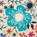 Printed Ponte Fabric