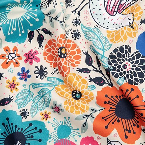 Rox Sports Jersey Fabric