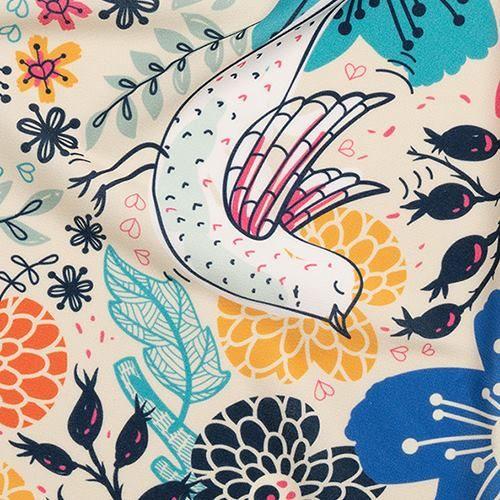 Solange Soft Jersey Fabric