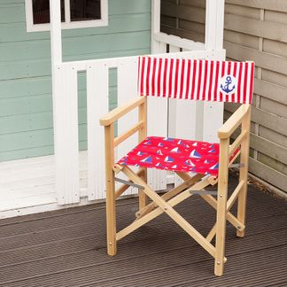 custom picnic chair