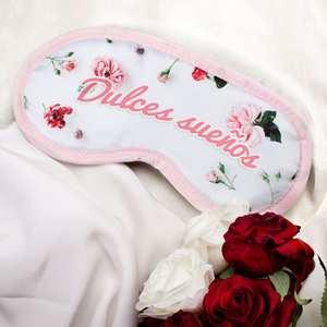 mascara para dormir personalizada