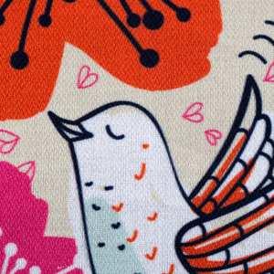 custom lampshade fabric