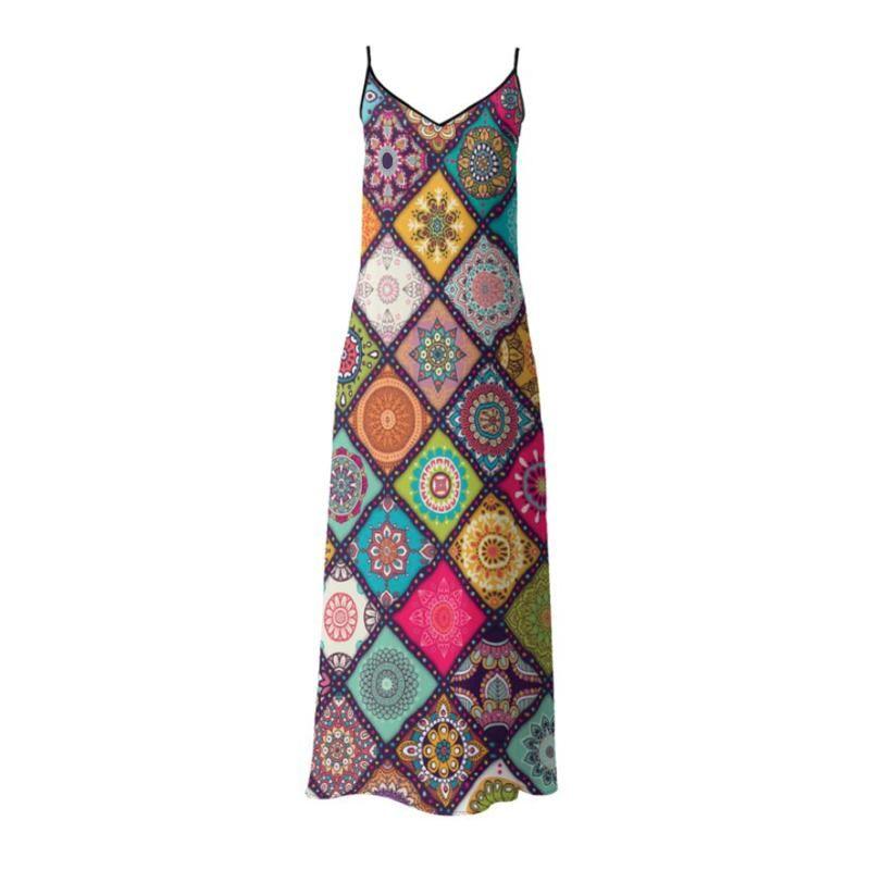 design your own ladies slip dress