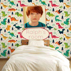 オリジナル 子供部屋用壁紙