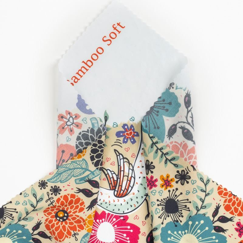 printing on bamboo fabric