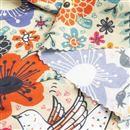 printing Bamboo fiber fabric pattern