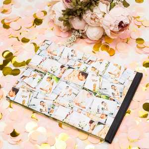libro de firmas de boda personalizado