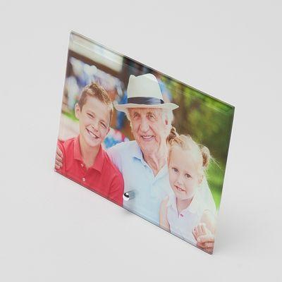 cadre bois photo personnalisé