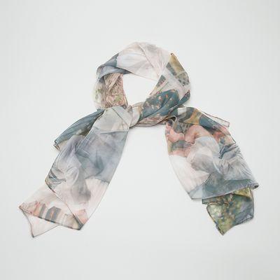 オリジナルデザイン メンズシルクスカーフ