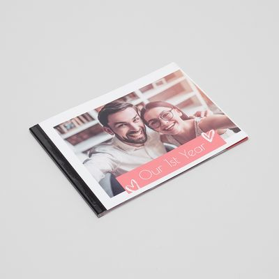 1e Trouwdag Liefdesboek