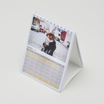 A5フォトカレンダー オリジナル作成