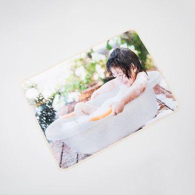 duschvorleger mit fotos bedrucken lassen