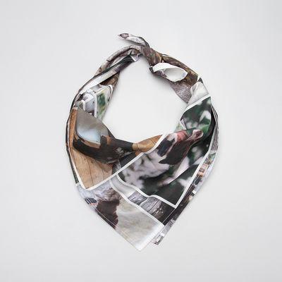 bandana imprimé personnalisé