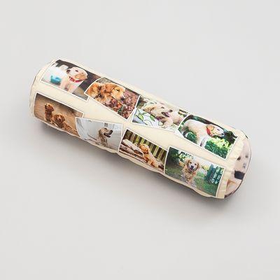 cojines alargados tubo XL personalizado fotos