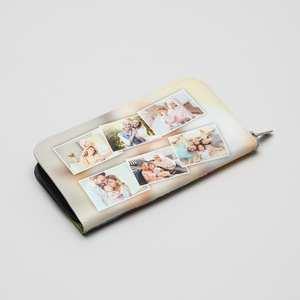 Personlig läderplånbok