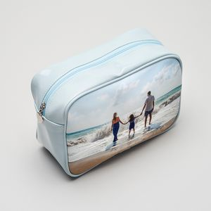 custom wash bag
