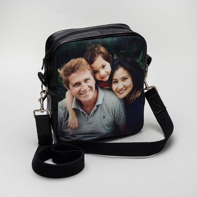 gepersonaliseerde messenger tas