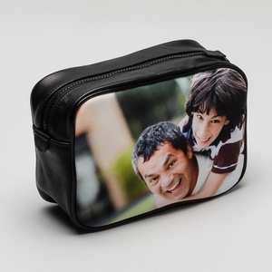 photo wash bag