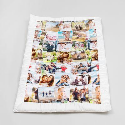 custom photo quilt