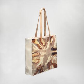 personalised beach bag