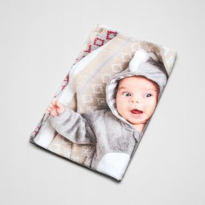 Gepersonaliseerde Baby Handdoek