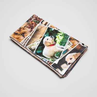 toalla personalizada fotos regalo cumple