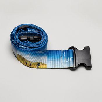 koffergurt mit eigenem foto und text bedrucken lassen