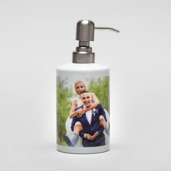Distributeur de savon personnalisé