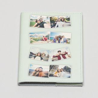 Passport Case Collage
