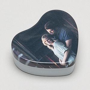 personalised sweetheart tin
