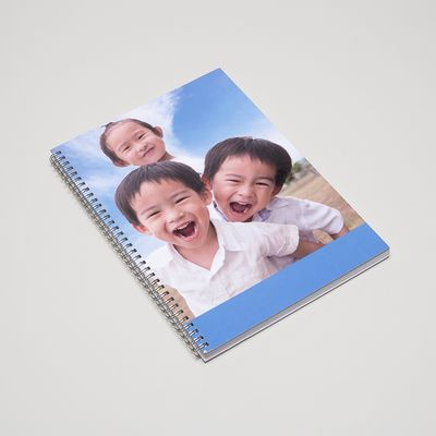 Cahier photo personnalisé