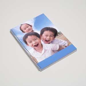 custom sketchbook