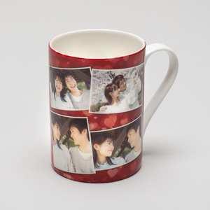 オリジナルボーンチャイナマグカップ