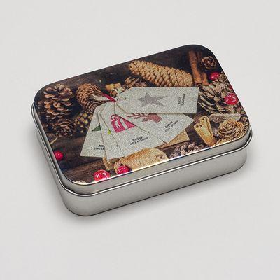 boîte à tabac personnalisée