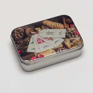 personalised tobacco tin