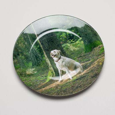 platos porcelana personalizados fotos san valentin