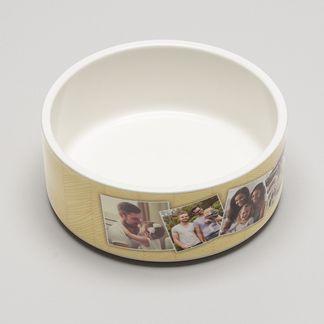 personalised snack bowl